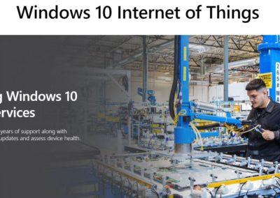 Microsoft Win10-IoT
