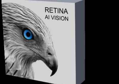 Retina A.I. Vision Software