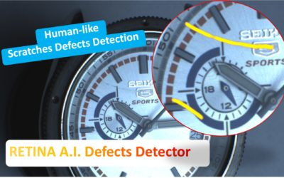 How to detect Scratches Simultaneously on Shiny Metal and Transparent Glass